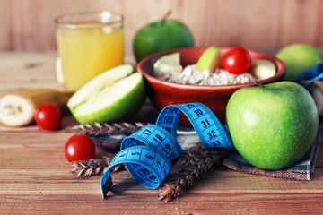 apples breakfast cereal diet