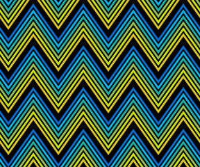Abstract background with zigzag pattern eps vector design