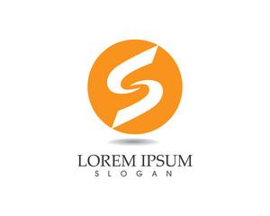 S logo success business people