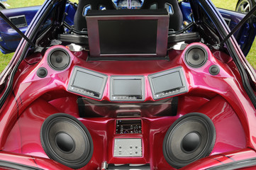 Loud Car Stereo