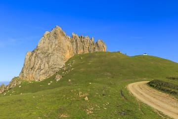 Sacred Mountain Beshbarmak in Azerbaijan