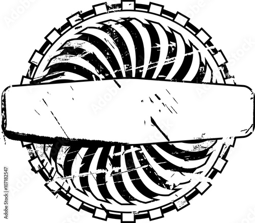 Empty Rubber Stamp Template For Your Design See Other Rubber Stamps