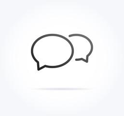 Message Bubbles Icon