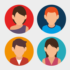 avatars people design