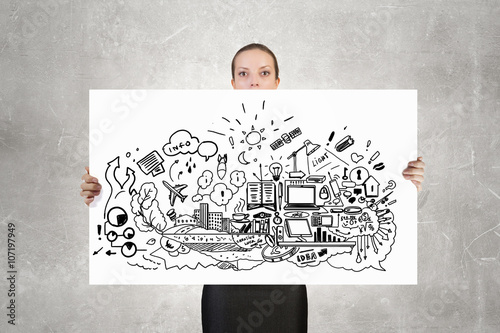 presenting business plan stock photo and royalty free images on