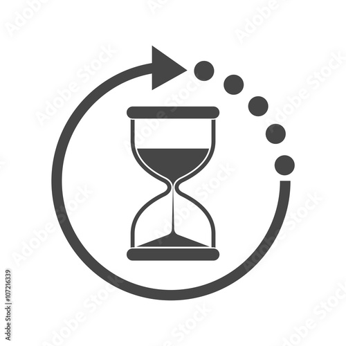 Hourglass icon  Hourglass icon