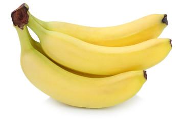 Banane Bananen Obst Früchte Freisteller freigestellt isoliert