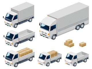 トラック Fototapete