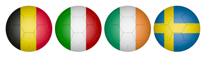 balls group e
