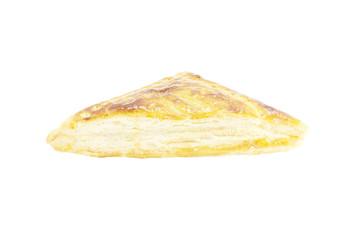 Puff sandwich golden crispy bake