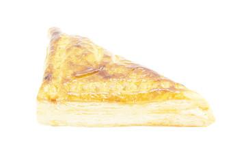 Puff sandwich golden crispy snack