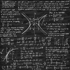 Maths vector background