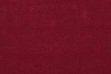 Burgundy red textile texture