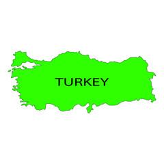 Territory of  Turkey