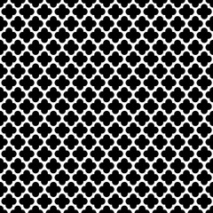 Seamless Vintage Trellis Lattice Pattern Background