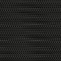 hexagonal abstract 3d background black