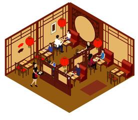 Chinese restraint