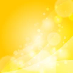 背景 イラスト 黄 オレンジ