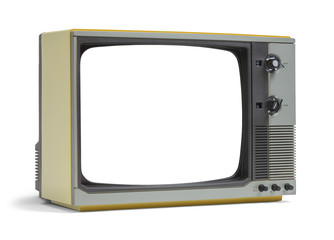 Old Blank TV