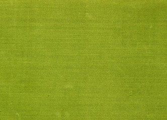 Abstract green textile texture and background.
