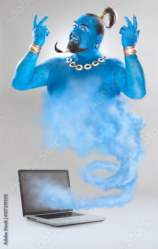 The Genie in the LAMP MariaDB