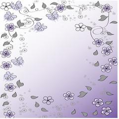violette vecteur fond