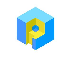 P Box Logo
