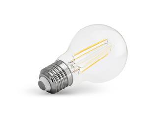 LED filament light bulb (E27)