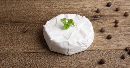 Camembert cheese brie