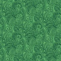 seamless paisley background 1