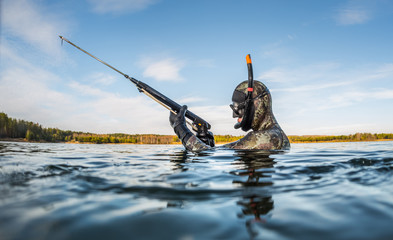 Spearfishing photos, royalty-free images, graphics, vectors