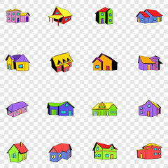 House set icons