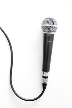 Mikrofon mit Kabel
