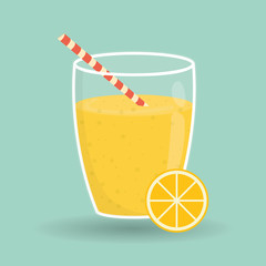 Smoothie icon design , vector illustration