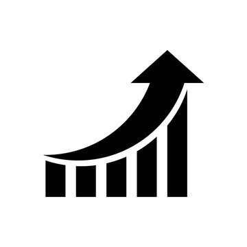 SEO performance marketing graphic flat icon isolate on white background vector illustration eps 10
