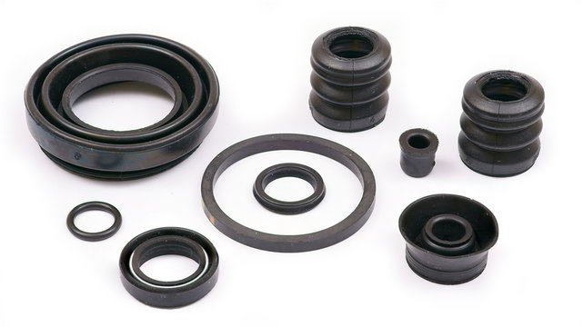 Cuffs Rubber rings for cars