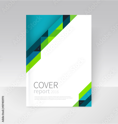 report cover template free Template – Free Report Cover Templates