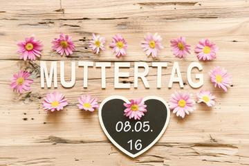 Muttertag 2016