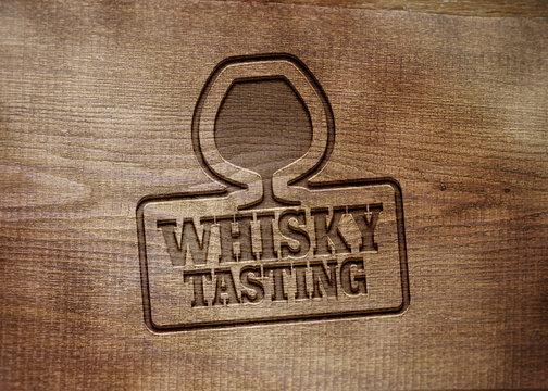 Whisky Tasting - Holz 3