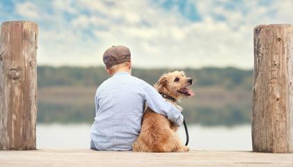 mein liebstes Haustier der Hund
