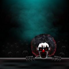 Murderer's clowns
