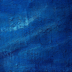 abstract painting on an old rough canvas, background, illustrati