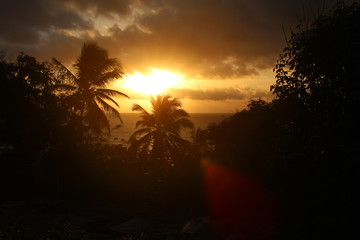 Sonnenaufgang Los Patos