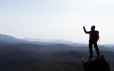 zirve dağlarda telefon iletişimi ve çekim gücü