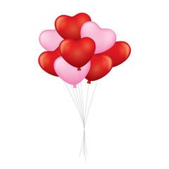 Balloon vector icon