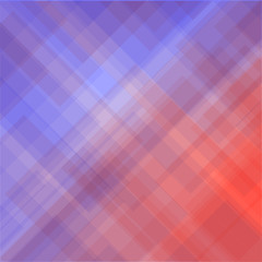Abstract Elegant Blue Red Background