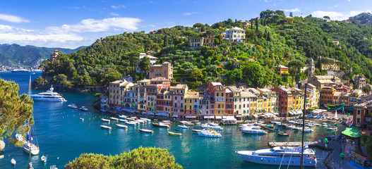 beautiful luxury Portofino - Liguria, Italy