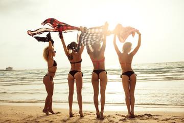 Beach bodies!