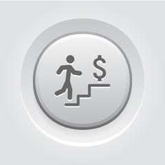 Make More Money Icon. Business Concept