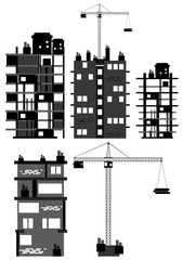 Buildings and construction equipment